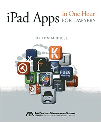 iPad Apps in One Hour for Lawyers