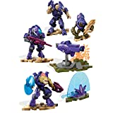Mega Construx Halo Covenant Fireteam Building Set