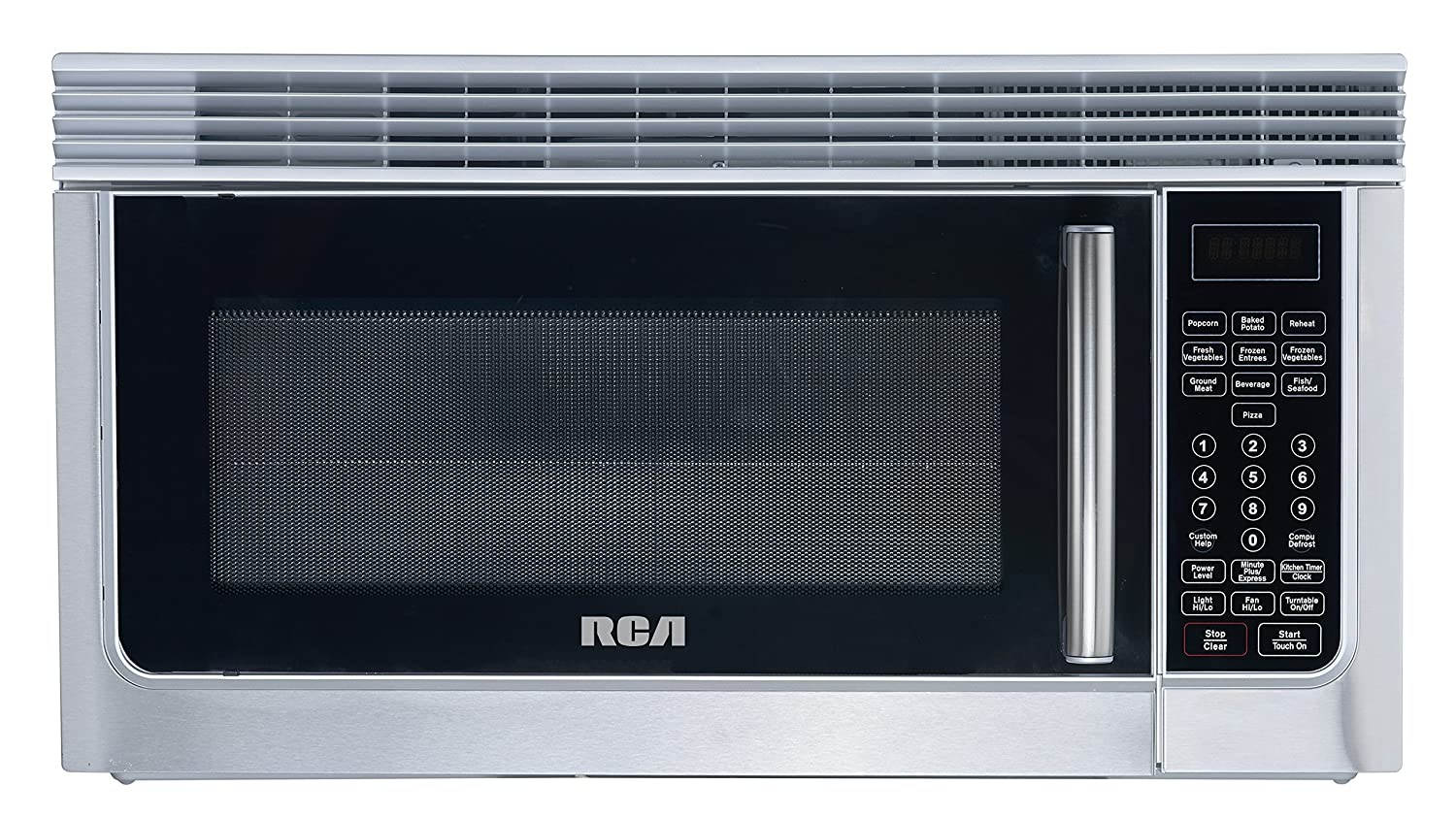 RCA 1.6-cubic Foot Over the Range Microwave