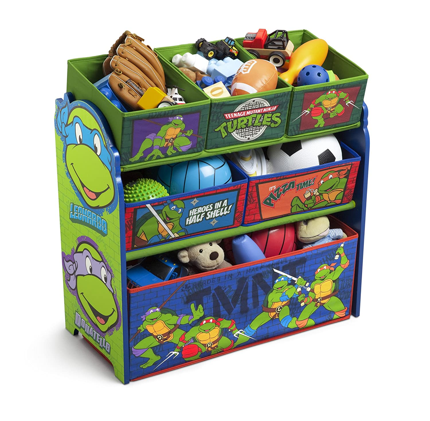 Ninja Turtles Decor Totally Kids Totally Bedrooms Kids Bedroom