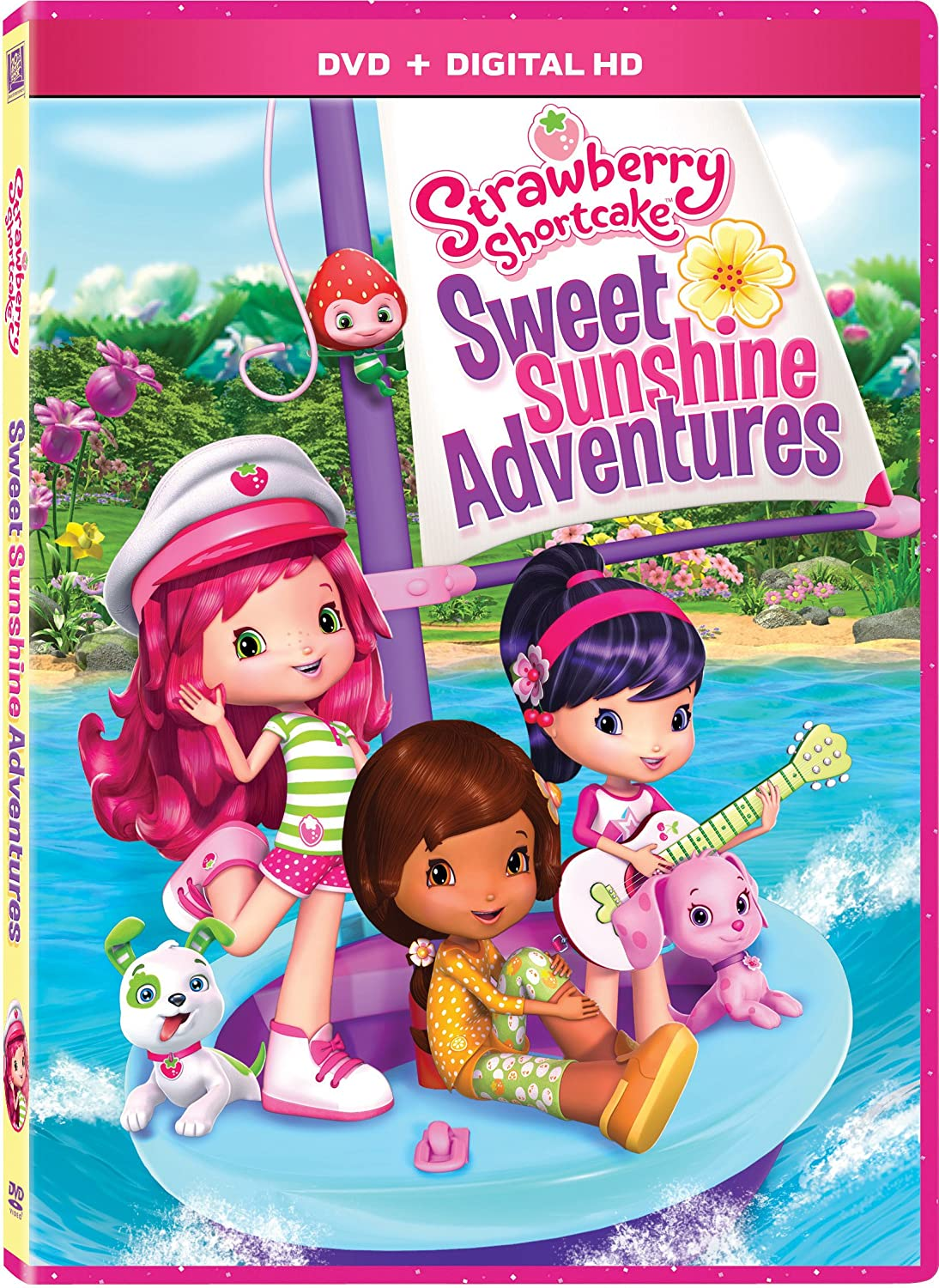 Strawberry.Shortcake.Sweet.Sunshine.2016.HDRip.XviD.AC3-EVO