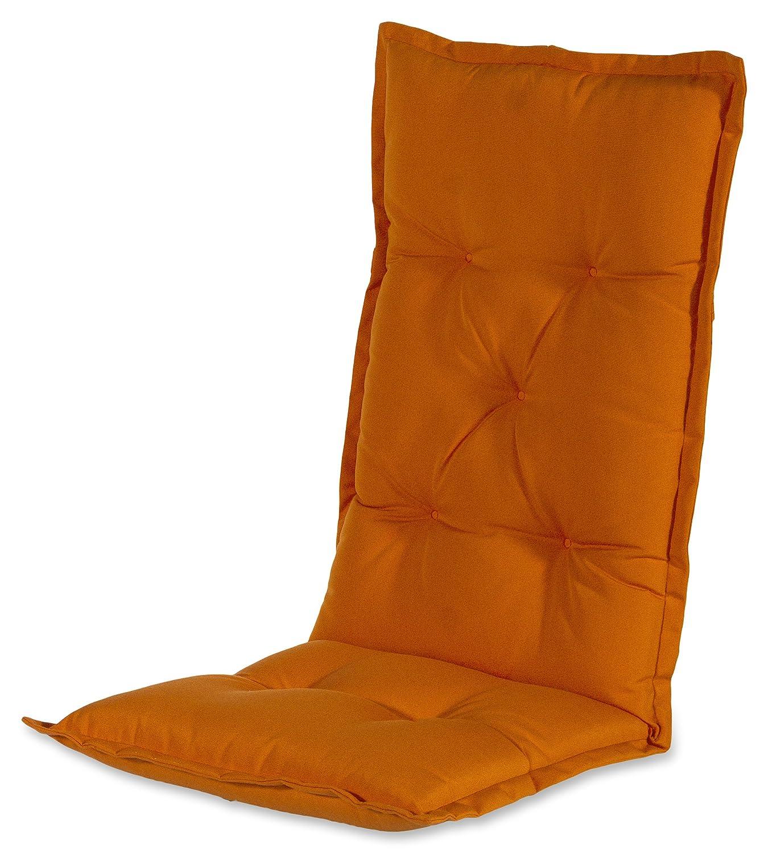 Hartman 14004547 Kissen Hochlehner 123 x 50 cm, Dessin Havana orange