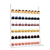 Acrylic Shelf Display Wall - Party Centerpiece (Color: Clear)
