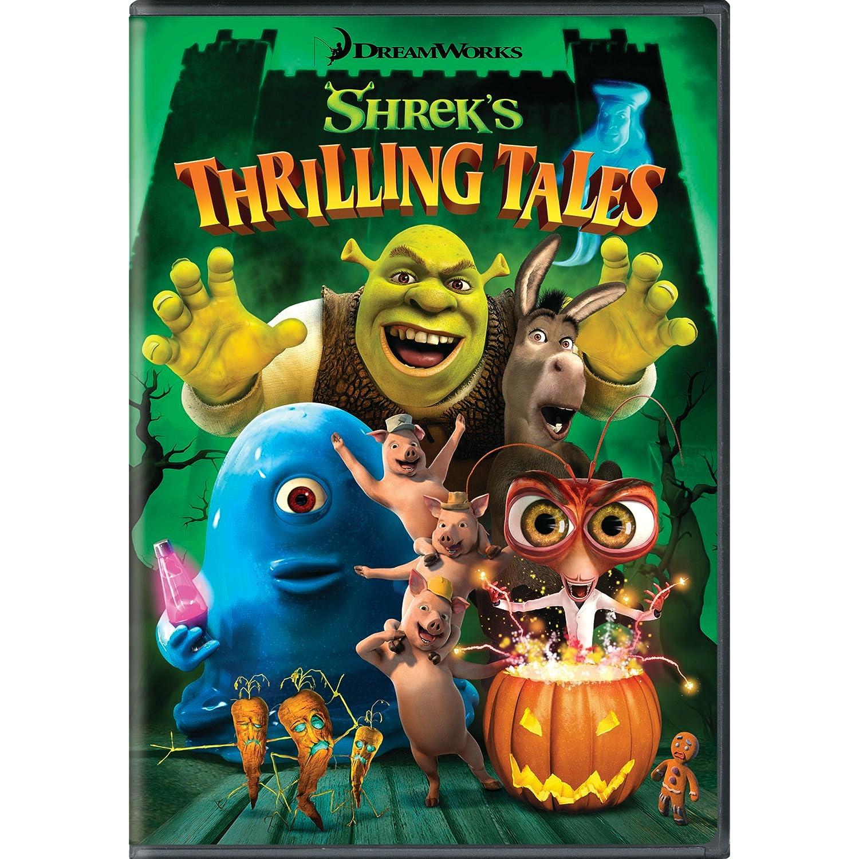 Shrek's Thrilling Tales [DVDR] [NTSC]
