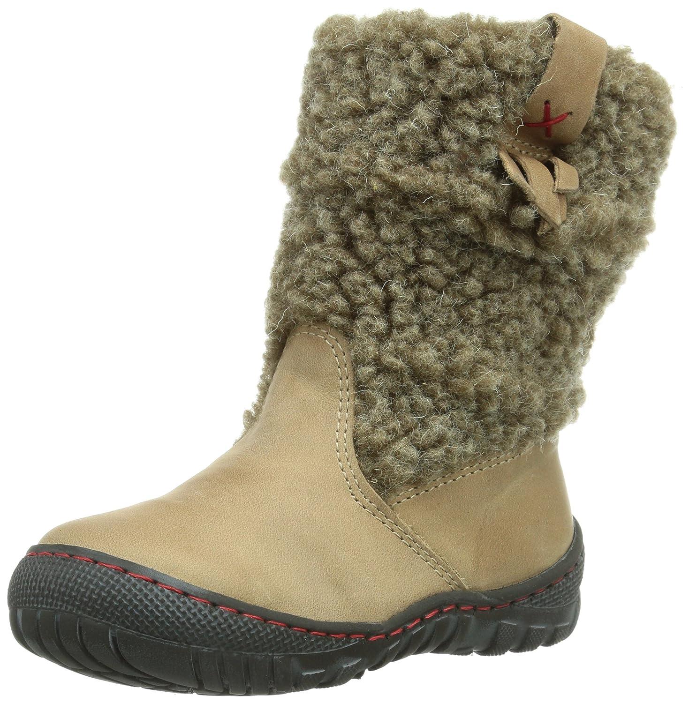 Pololo Yeti IVN Naturleder ECARF allergikerfreundlich Mädchen Kurzschaft Stiefel jetzt kaufen