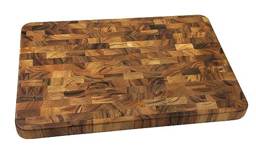 acacia wood cutting board review 2