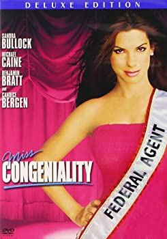 Miss Congeniality Deluxe Edition on DVD