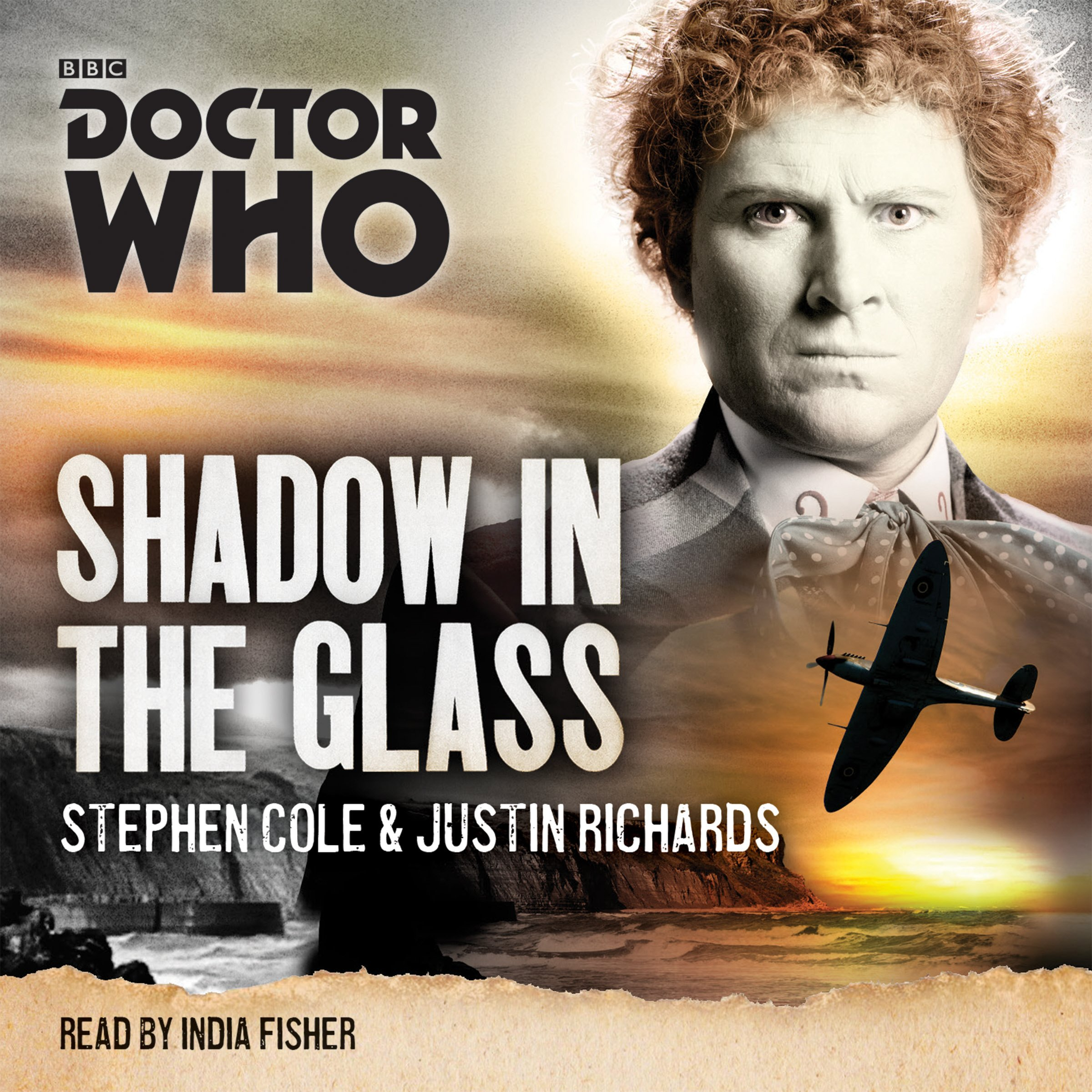Past Doctor Adventures [41] The Shadow in the Glass - Justin Richards and Stephen Cole