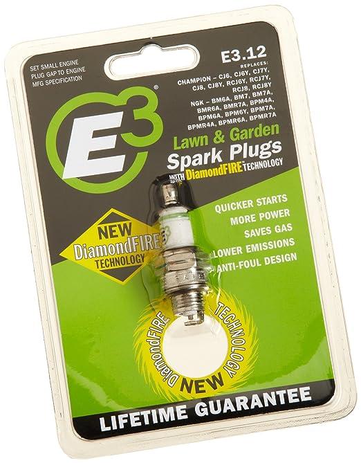 E3 Spark Plug E3.18 Lawn and Garden Spark Plug Pack of 1