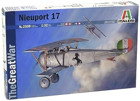 Italeri - I2508 - Nieuport 17