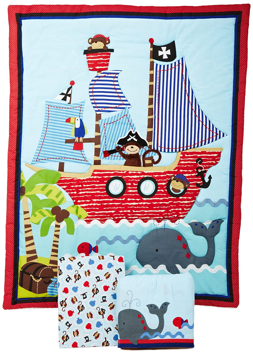 Bedtime Originals Treasure Island Crib Bedding