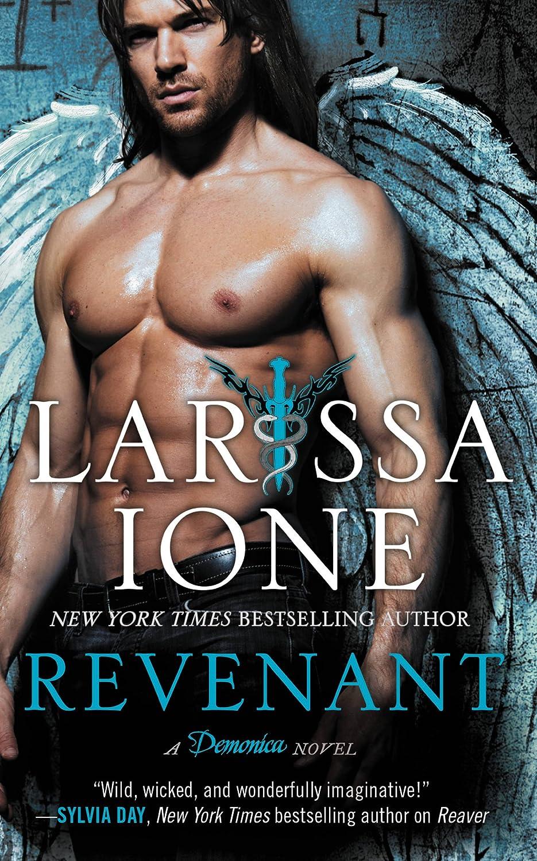 Revenant – Larissa Ione – 5 stars