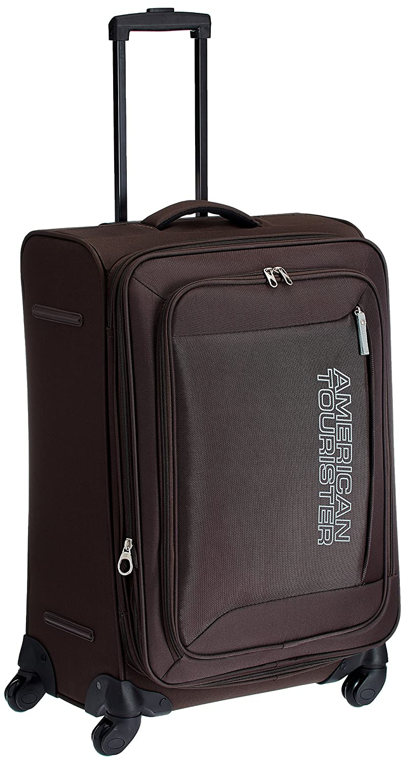 American Tourister Tobacco Softsided Suitcase, 66cms low price