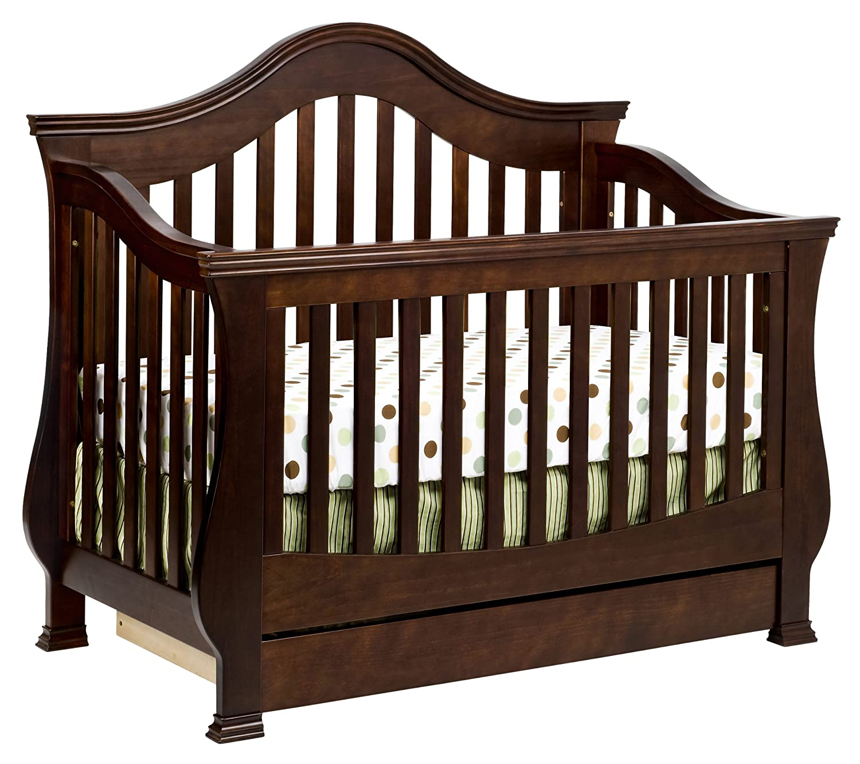 Million Dollar Baby Ashbury 4 in 1 Convertible Crib