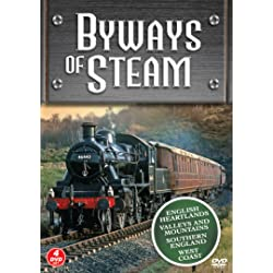 Byways of British Steam [DVD]