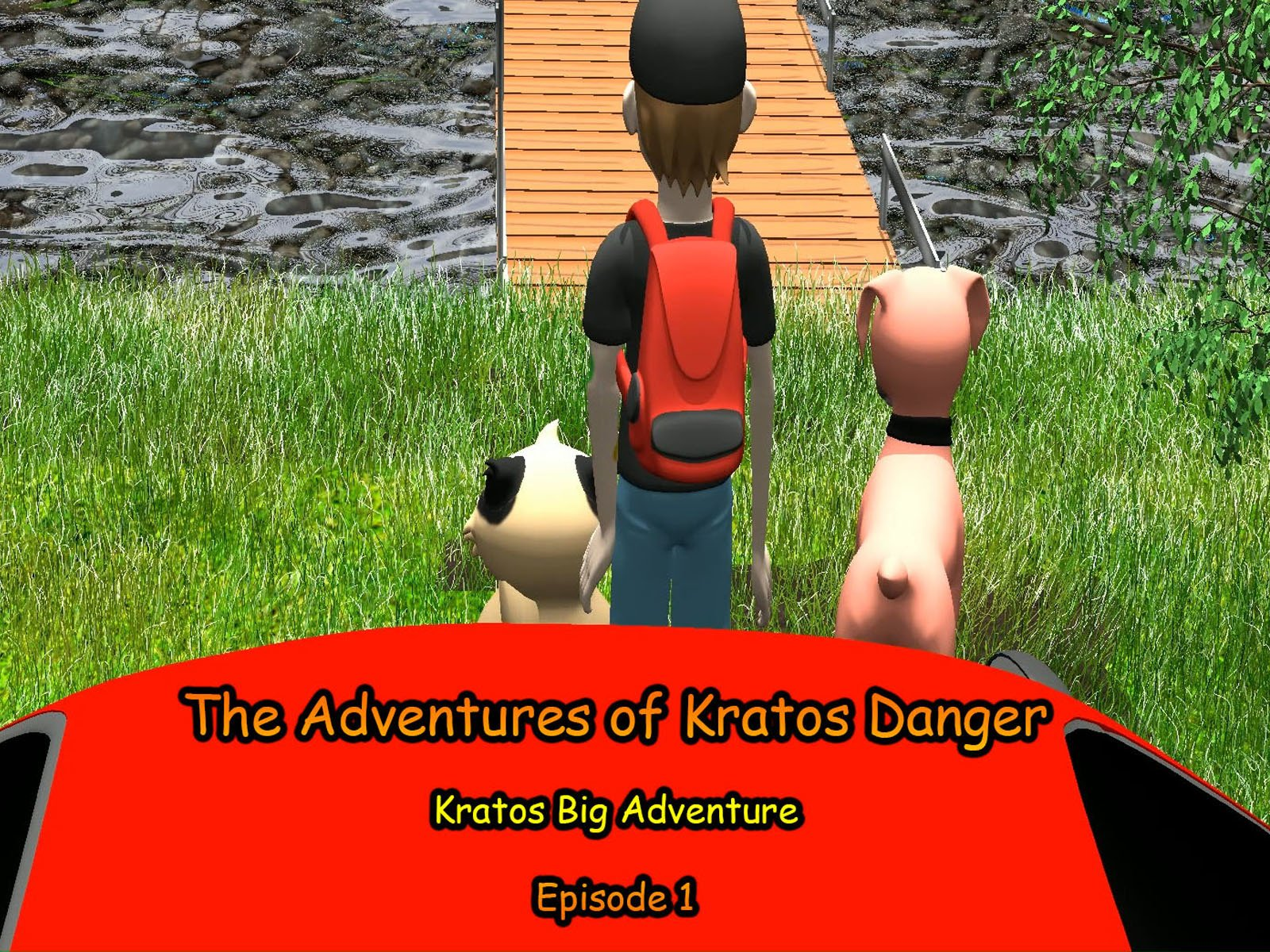 Kratos Big Adventure - Season 1