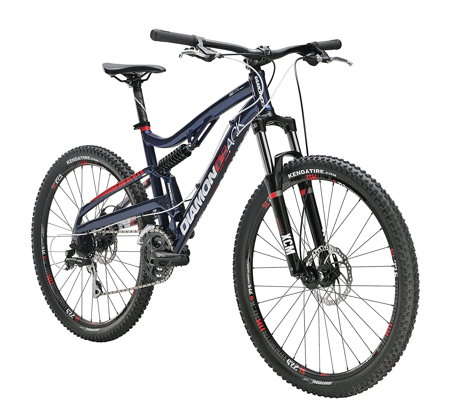 Diamondback Bicycles Recoil Trail Full Suspension Mountain Bike