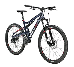 Diamondback Bicycles Recoil Trail Full Suspension Mountain Bike with 27.5-Inch Wheels