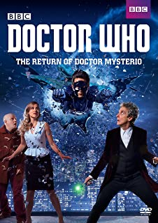 Book Cover: Doctor Who: The Return of Doctor Mysterio