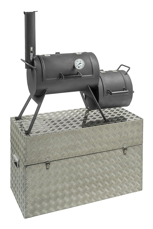 Pit.in.the.Box – Mobiler Smoker jetzt bestellen