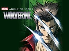 Wolverine Anime Series Season 1 [HD]