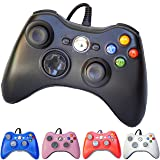 FiveStar USB Wired Game Pad Controller for Use With Xbox 360, Windows 7 (X86) Windows 8 (X86) 5 Color