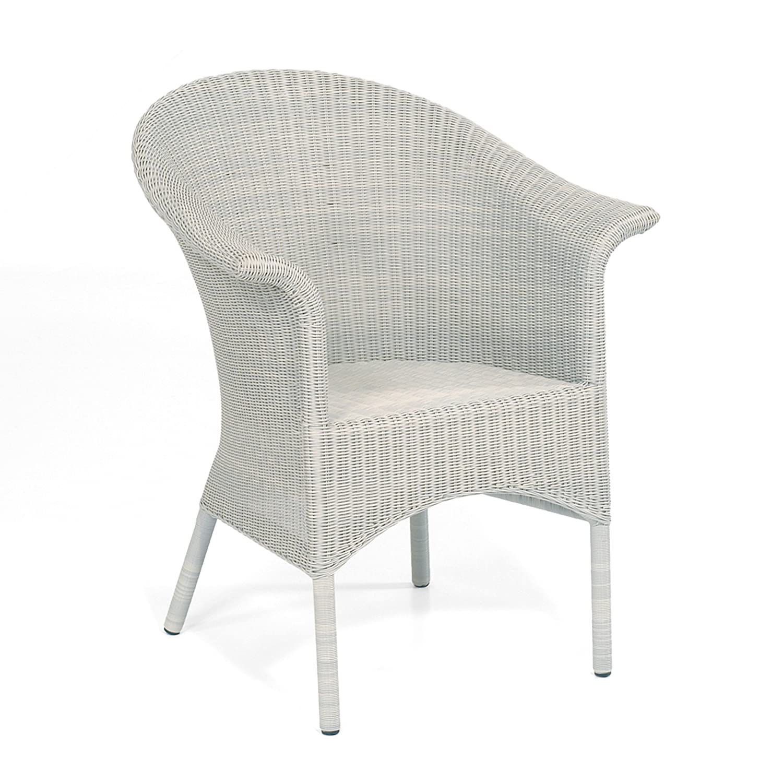 Sonnenpartner Gartenstuhl Sessel Modell Cayman Farbe white washed 80081550
