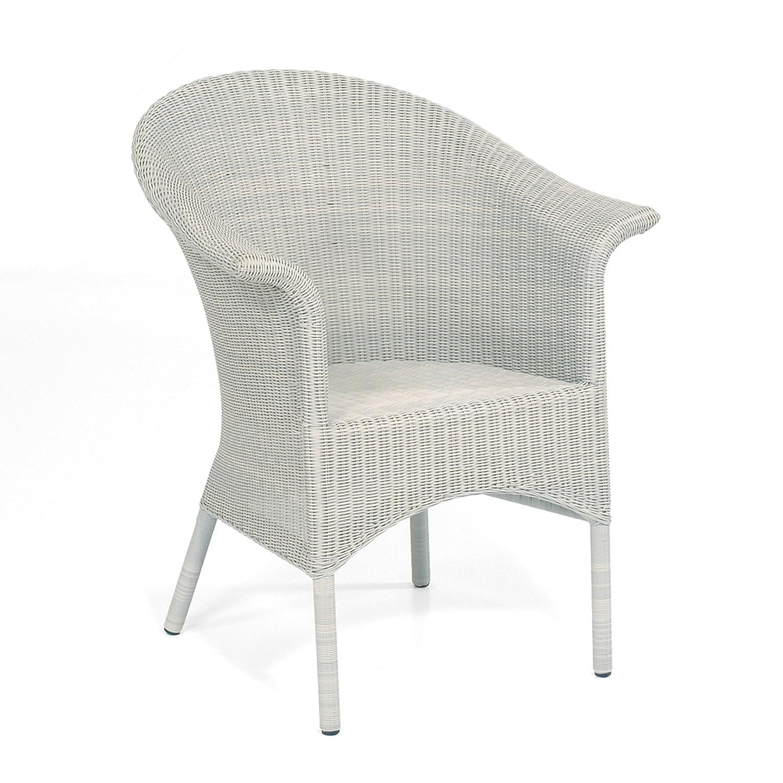 Sonnenpartner Gartenstuhl Sessel Modell Cayman Farbe white washed 80081550 günstig online kaufen