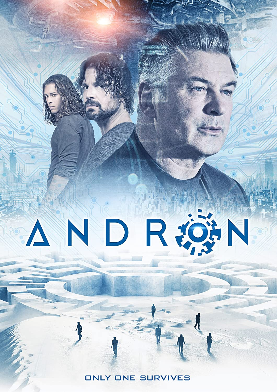 Andron The Black Labyrinth 2016 HDRip XviD AC3-EVO 1.5 Gb