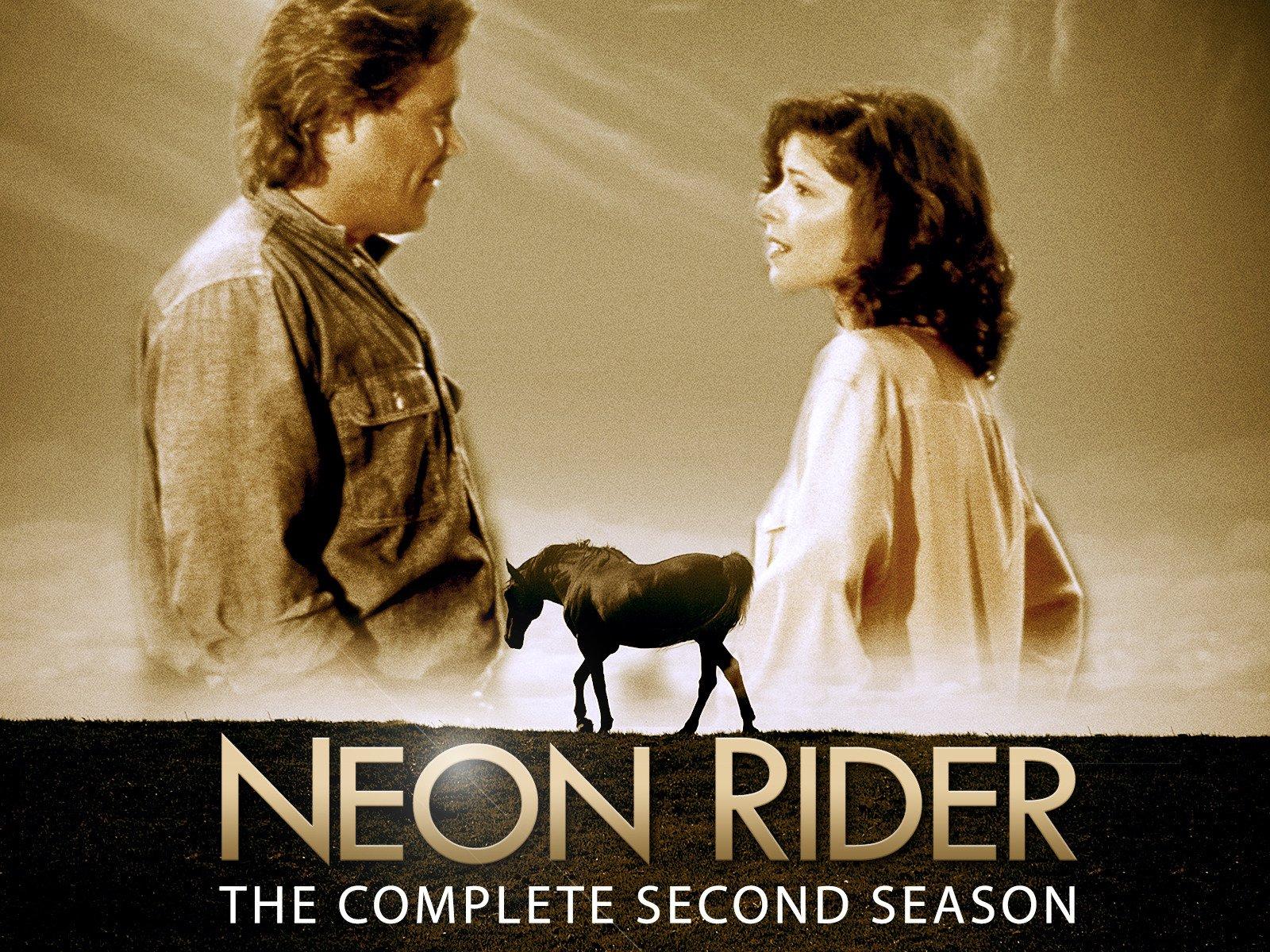 Neon Rider - Season 2