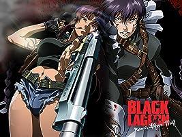 Black Lagoon: Roberta's Blood Trail OVA Sesaon 1