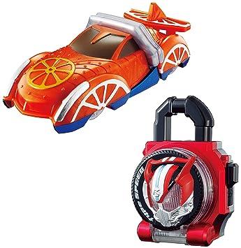 【クリックで詳細表示】Amazon.co.jp | 仮面ライダードライブ DXシフトフルーツ & ドライブロックシードセット | おもちゃ 通販