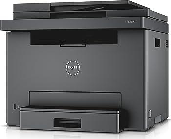 Dell E525W Color Laser All-in-One Printer