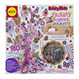 Shrinky Dinks Fantasy Forest Jewelry Kit Kids Art and Craft Activity (Color: None, Tamaño: One Size)