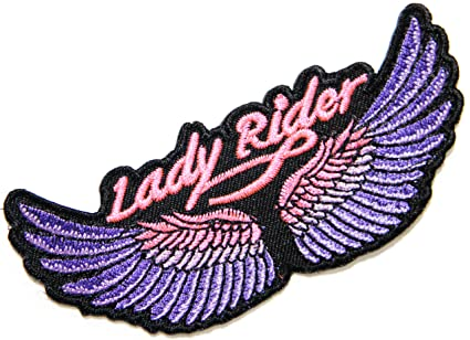 Riders Jacket India Lady Rider Angel Wings India