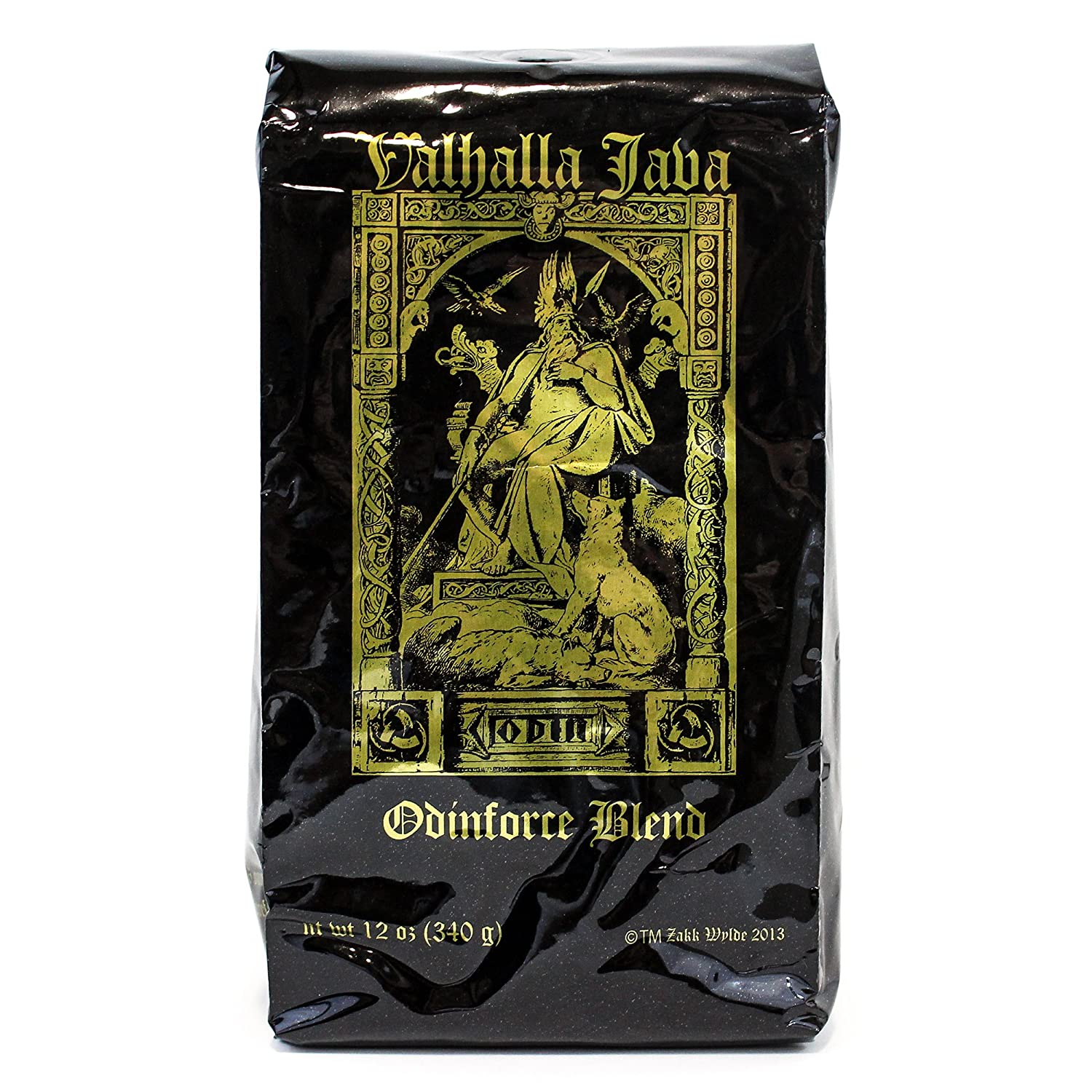 Valhalla Java Ground Coffee by Death Wish Coffee Company