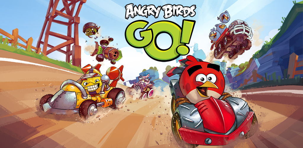 Angry Birds Go Toys : Angry birds go import it all