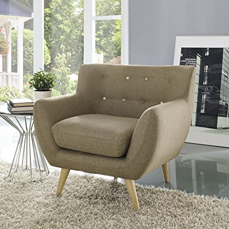 Remark Armchair, Brown