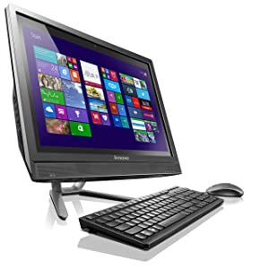 Lenovo C460 21.5-Inch All-in-One Touchscreen Desktop