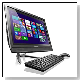 Lenovo C460 21.5-Inch All-in-One Touchscreen Desktop- 57327734 Review