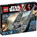 Lego Star Wars Kylo Ren's Command Shuttle Building Kit