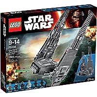 LEGO Star Wars Kylo Ren's Command Shuttle Building Kit (75104)