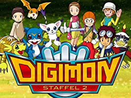 Digimon Adventure - Staffel 2