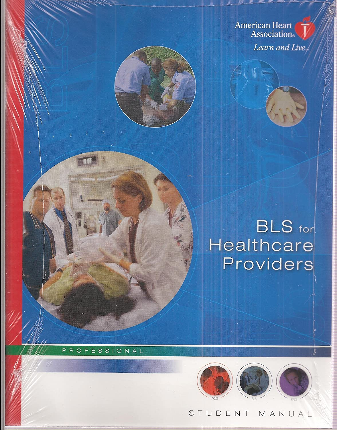 basic life support instructor manual