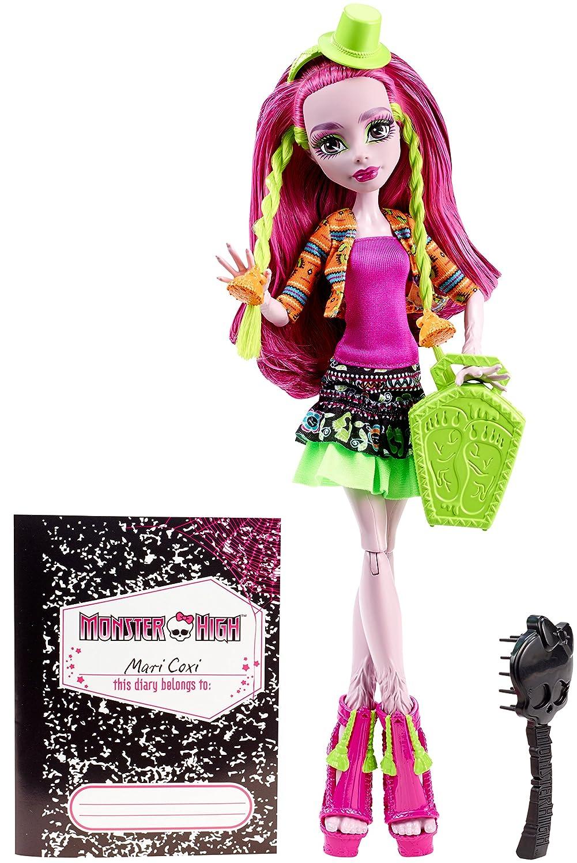 Monster High Exchange Program Marisol Coxi Doll