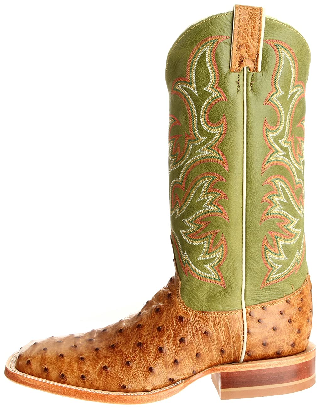 Justin Boots Men's Aqha Broad Square-toe Remuda Boot 6