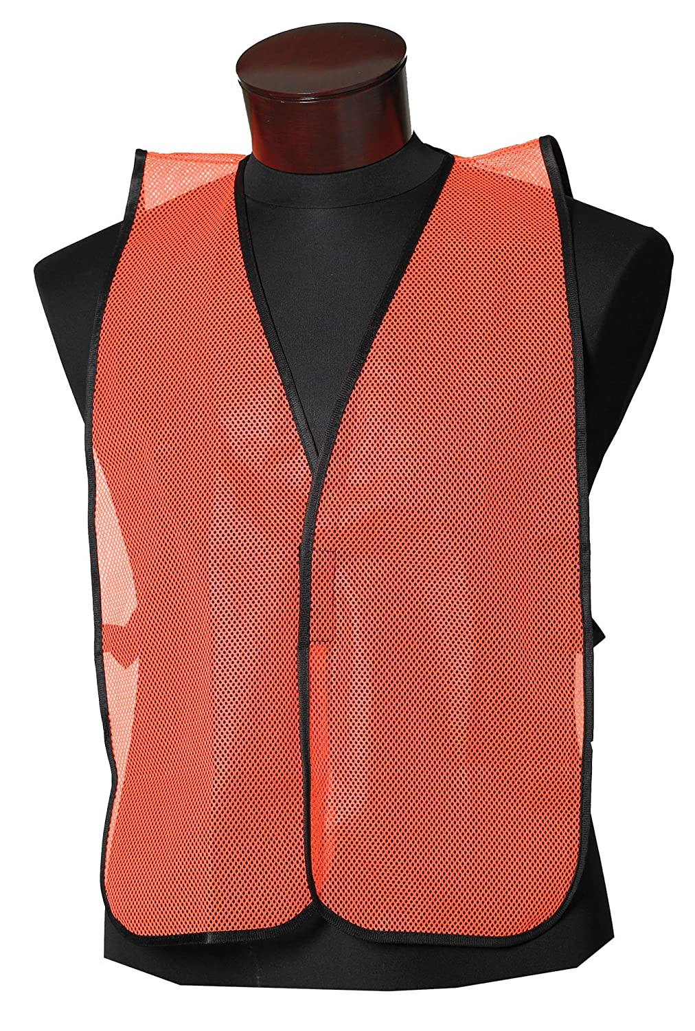 Jackson Safety Fabric Econo Style ESK Safety Vest with No Reflective