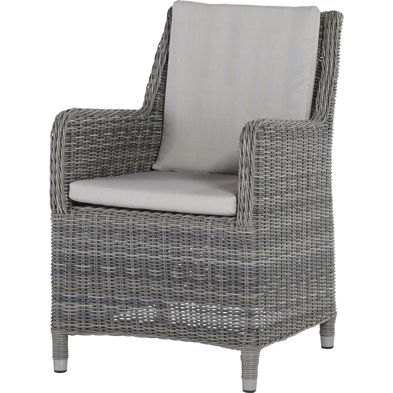 4Seasons Outdoor Indigo dining Chair Loungesessel Polyrattan rock wicker kaufen