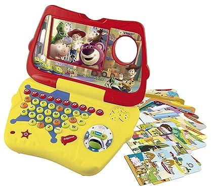 Vtech - 109205 - Jeu électronique - Toy Story 3 - Ordi Malin