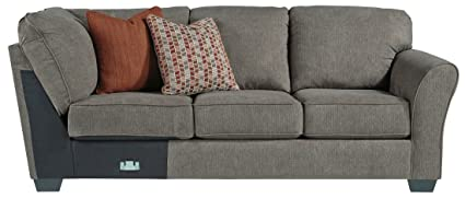 Doralin Steel RAF Sofa with Corner Wedge